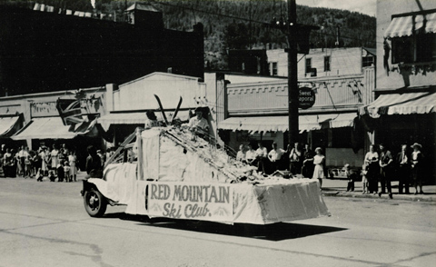 Red Mountain Float